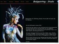 logo_Bodypainting-Studio Albert Greis