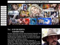 logo_Airbrushmalerei Klapproth