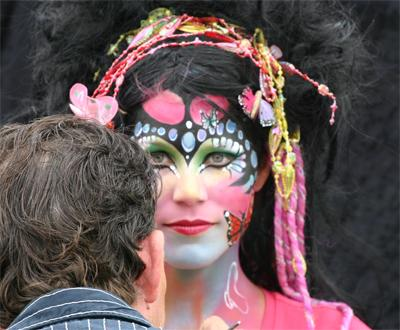 © International Bodypainting Festival Germany