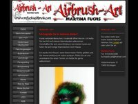Airbrush-Art Martina Fuchs