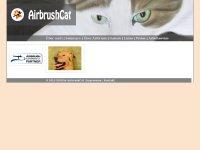 AirbrushCat Iris Busch Airbrushdesign
