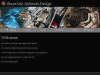 illustrArte Airbrush-Design