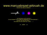 Marcus Brazel Airbrush Design