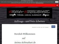 Anima Airbrushart